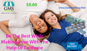 Use Cenforce To Perform Better With Partner During Intimacy