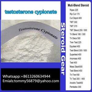 Testosterone cypionate powder for muscle building