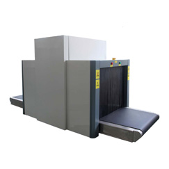 X - Ray Baggage Scanner Machine,