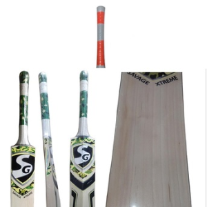 SG Savage Xtreme English Willow Cricket Bat