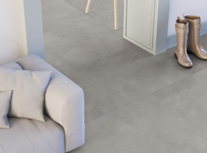 Bella Via Concrete Gris Porcelain Tile