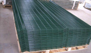 3D Security Welded Wire Fencing