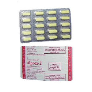 Alprox (Alprazolam) 2mg Pills|Alprox For Sale|Buy Alprox Tablet Online