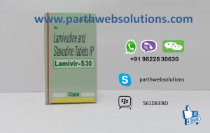 Lamivir S-30 (Stavudine and Lamivudine Tablets)