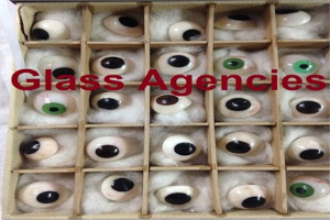 Artificial Eyes Any Colour (Box of 25 Eyes)