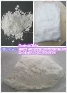 FUB-AMB  Powder 99.7% Purity Pharmaceutical Intermediate Chemical Powder