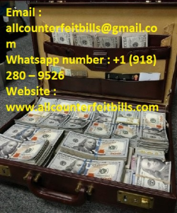 Best Supplier of Counterfeit US Dollars online ?