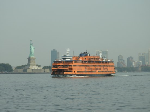 Staten Island Ferry (Go to our Itinerary)