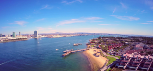 San Diego Top View