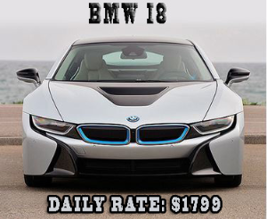 luxury cars for rent in Beverly Hills