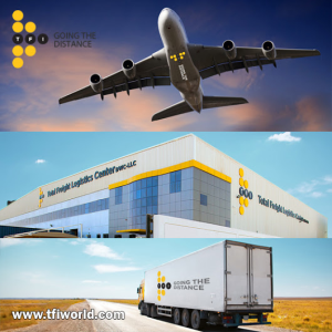 Freight Forwarding Service in Dubai