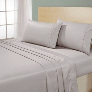Flat Sheets With Pillowcases
