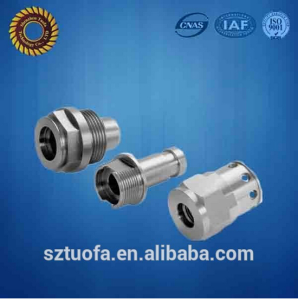 304 Stainless Steel Lane Recliner Parts , Precision Machining Parts