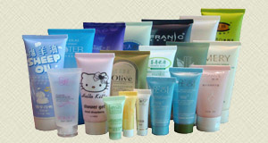 Face Wash Cream Laminated Tubes