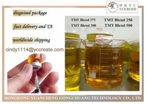 Mixed Tmt Blend 375 Mg/Ml for Bodybuilding Supplement whatsapp +8613302415760