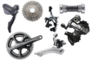 Shimano Dura-Ace 7900 Road Groupset