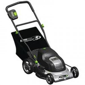 """Earthwise (20"""") 24-Volt Rechargeable Cordless Push Lawn Mower"""