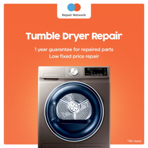 Tumble Dryer Repairs in London