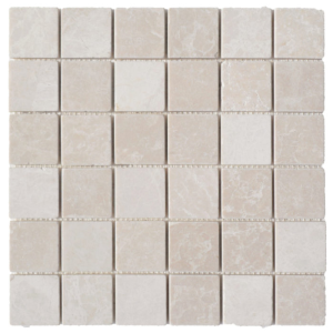 Botticino Cream marble mosaic tile