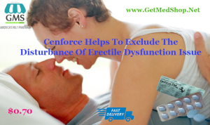 Conclude Erectile Dysfunction Issue By Using Cenforce