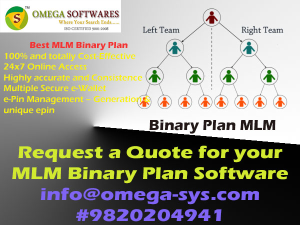 Binary plan (MLM) Software