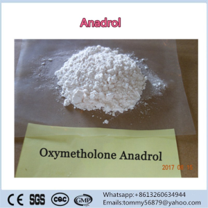 Anadrol anabolic powder for fitness with discreet package