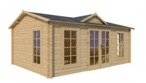 Log Cabins and Sheds