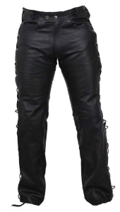 Leather Bikers Pants ( www.thebrandishwear.com )