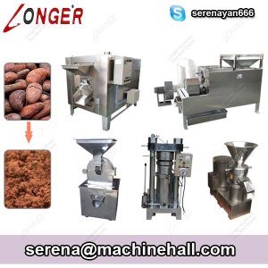 Automatic Cocoa Powder Making Machine Production Line