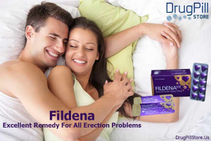 Fildena: Excellent Remedy For All Erection Problems