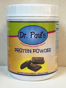 Chocolate - Dr. Pauls' Protein Powder