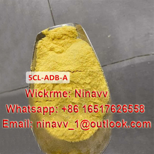 5CL-ADB-A CAS:13605-48-6 with high purity CONTACT wickr: ninazhang