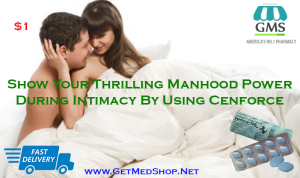 Using Cenforce Enhance Sensual Act During Intimacy