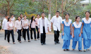 Paramedical courses in North east India - Assam down town University