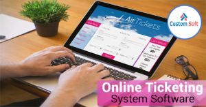 Online Ticketing System by CustomSoft