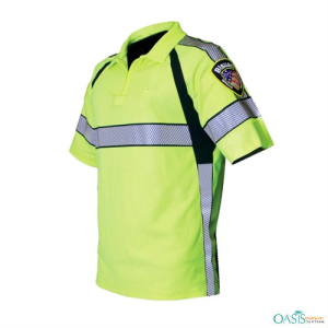 HI-VIS Neon Polo Shirt