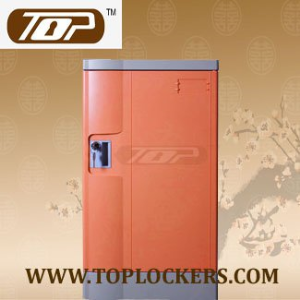 ABS Plastic Storage Locker, Multiple Locking Options