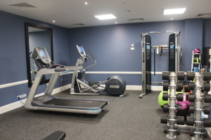 Fitness Room at Hilton London Euston
