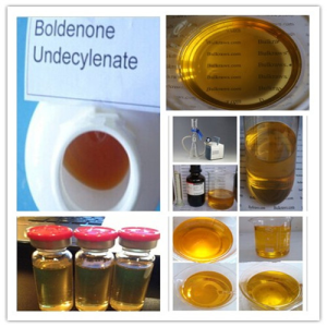 Yellow Liquid Boldenone Undecylenate for Bodybuilding Equipoise  Queen@bulkraws.com