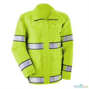 Smart-Looking Jackets for Law Enforcers
