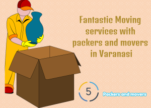 Packing and moving services
