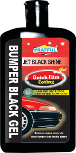 PRAFFUL Bumper Black 500ML