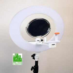 Ring Light Mirror