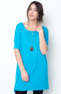 short sleeve tunic tops