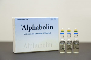 BUY  ALPHABOLIN-Methenolone Enanthate–100MG/ML(1ML)