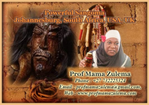 Powerful Sangoma