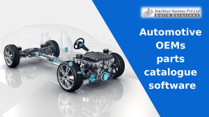 Electronic Parts Catalog Software for OEMs