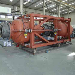 Conveying Tank for Power Plant, 2.5 m3, Q345R