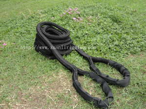 snatch rope energy kinetic recovery rope towing rope