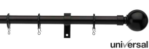 Shop Now! Curtain Poles Stainless Steel - The Poles Company